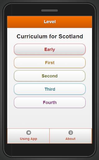 Curriculum for Scotland