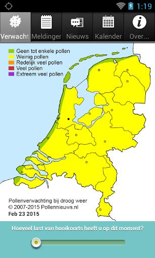 Pollennieuws