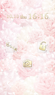 Cute wallpaper★Shiny Rose - screenshot thumbnail