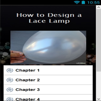 How to Design a Lace Lamp