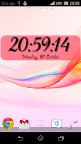 DIGI Clock Widget Plus Apk Download Free for PC, smart TV