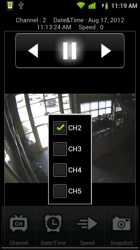 OpenEye MDVR HD- screenshot