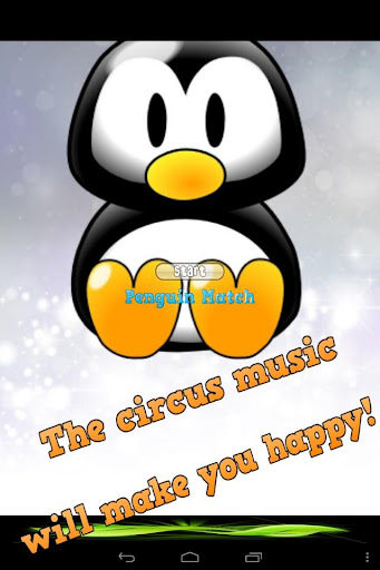 Free Penguin Game for Toddlers