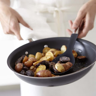 Sautéed Fingerling Potatoes