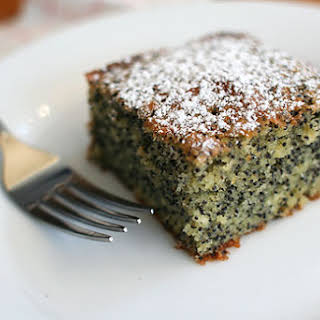 Let's Get High! (on Poppy Seed Cake).