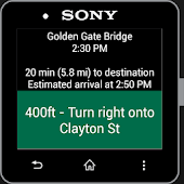 Google Maps Directions SW2