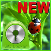 Ladybird Theme for GO Locker
