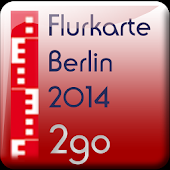 Flurkarte 2go Berlin 2014