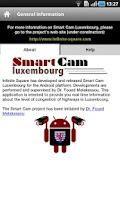 Screenshot of Smart Cam Luxembourg