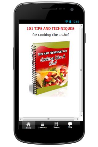 免費書籍App|Best Cooking Tips & Techniques|阿達玩APP