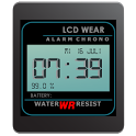 Retro LCD Wear Watchface icon