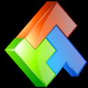 Tetriz (comparable to Tetris) icon