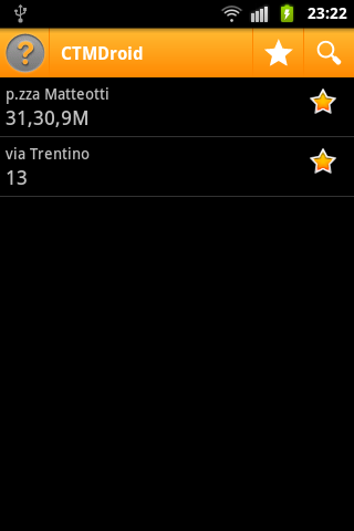 C.T.M.Droid Cagliari- screenshot
