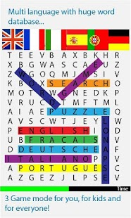 Word search 2013 - screenshot thumbnail
