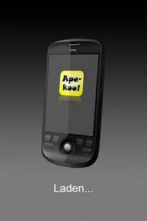 Apekool moppen- screenshot thumbnail
