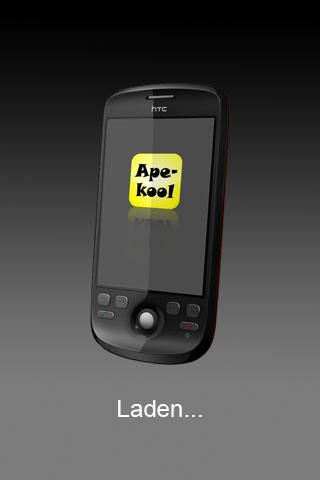 Apekool moppen- screenshot