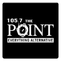 105.7 - The Point icon