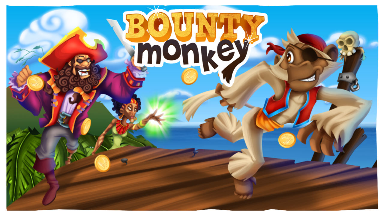 Bounty Monkey - screenshot