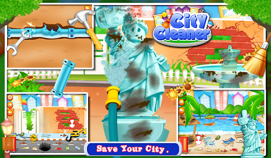City Cleaner- screenshot thumbnail