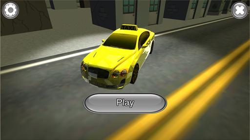 出租车司机 3D