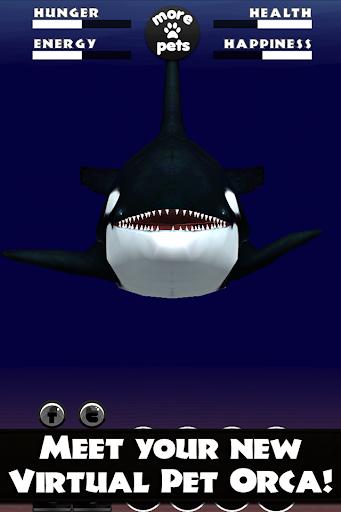 Virtual Pet Orca Killer Whale