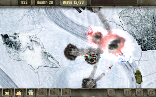 Defense Zone - Original 1.1.1 screenshots 15