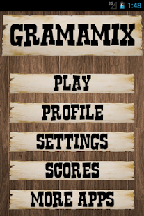GramaMix english word search - screenshot thumbnail