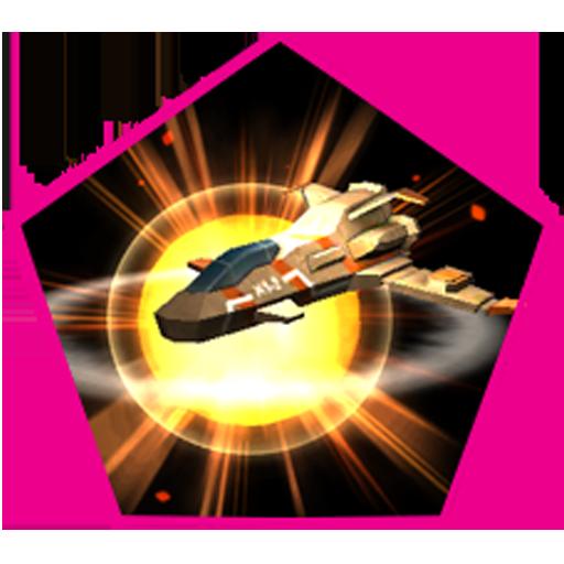 Galaxy Shooter LOGO-APP點子