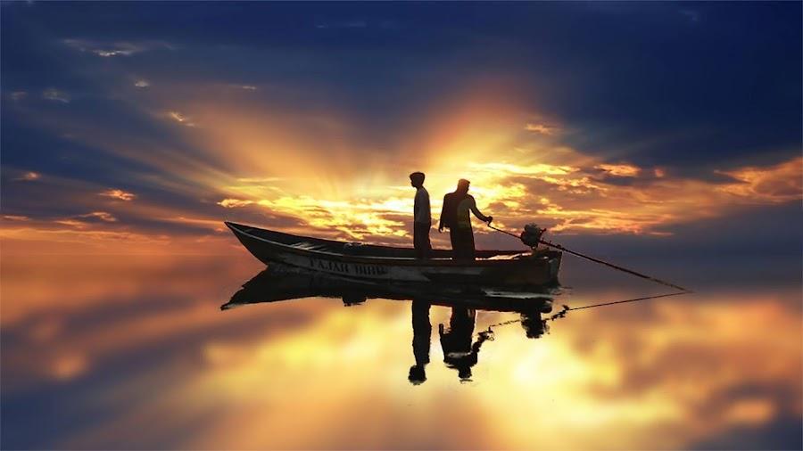 * Cengklik 001 * by Ari Sarasto - Transportation Boats