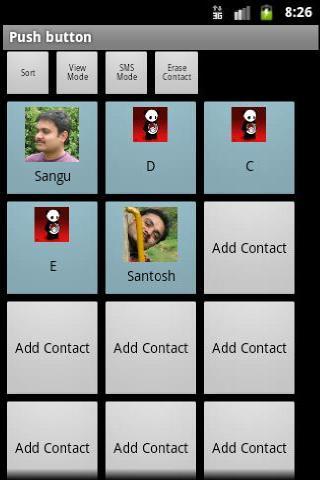 Push Button Dial- screenshot