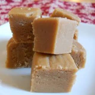 Peanut Butter Fudge I.