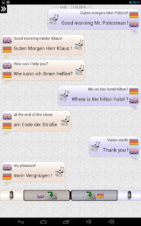 Conversation Translator 1.14 screenshot 207608