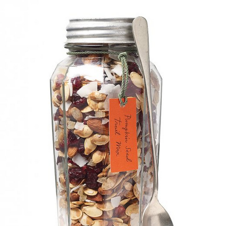 Pumpkin Seed Trail Mix Recipe