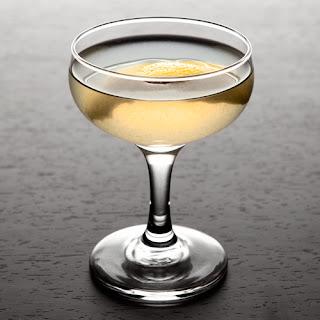 Hendrick's Breakfast Martini.