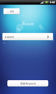 e-Alarm - screenshot thumbnail