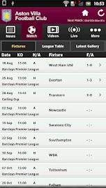 Aston Villa Screenshot 2