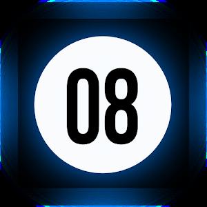Glow Clock Live Wallpaper 1.2 Icon