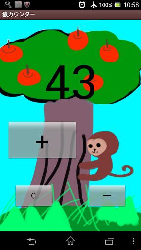 猿カウンター