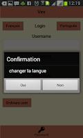 Screenshot of Vex Online