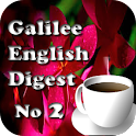 Galilee English Digest no2 icon