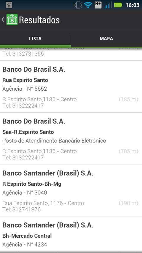 Cadê Meu Banco - screenshot