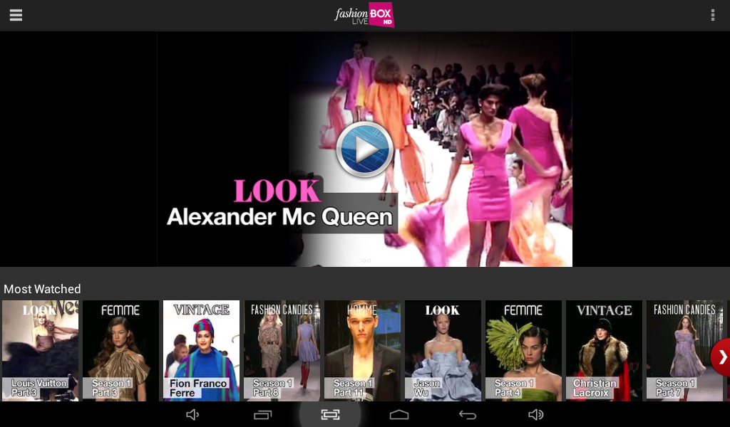 Fashionbox Live - screenshot
