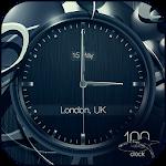Black clock live wallpaper PRO v1.0.8