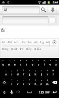 Screenshot of Neopad English
