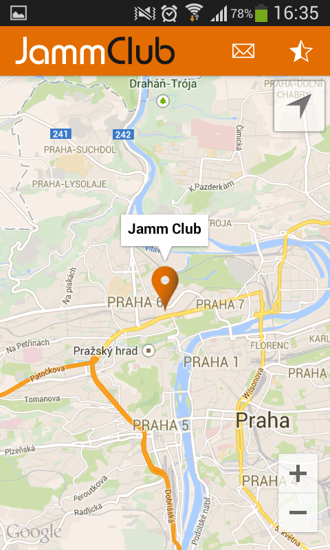 Jamm Club- screenshot