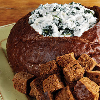 Always-Requested Spinach Dip.