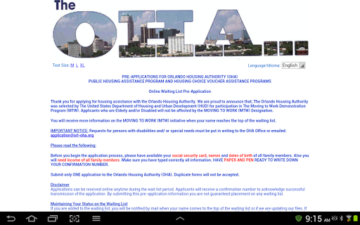 Orlando Housing Authority
