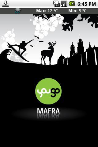 YouGo Mafra- screenshot