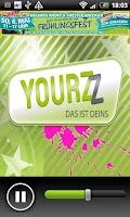 Screenshot of YOURZZ