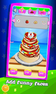 Ice Cream Cake Maker - Cooking- screenshot thumbnail